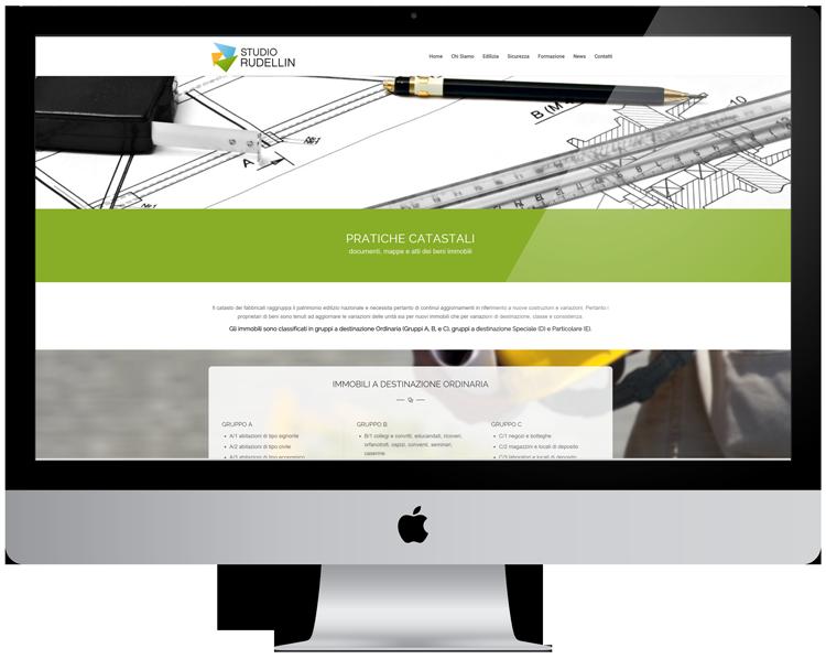 nuovo sito web online in linea